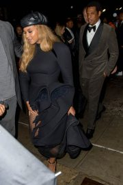 Beyonce and Jay Z Stills at Catch Restaurant in New York 2018/01/28
