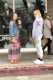 Busy Philipps Stills Out in West Hollywood 2017/11/16