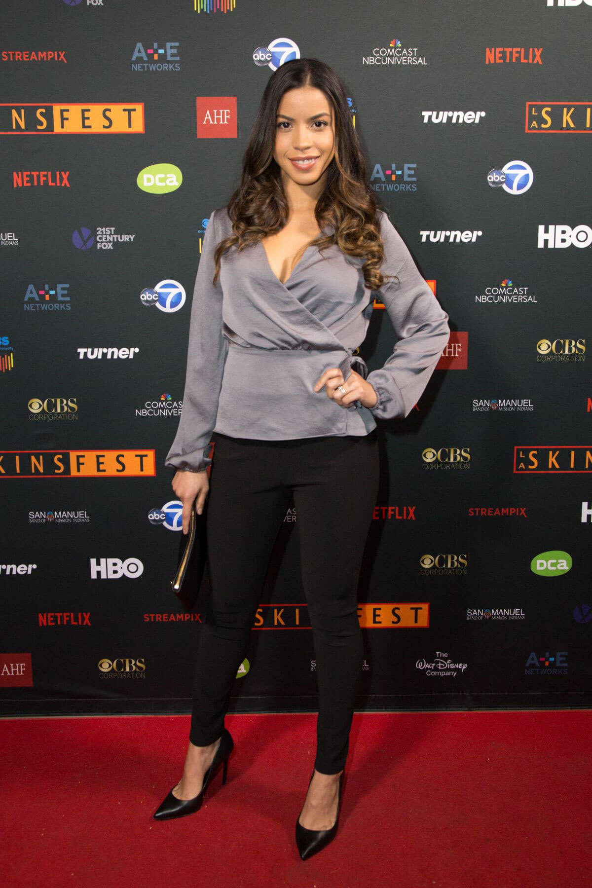 Catherine Toribio Stills at Murder in the Woods Screening at LA Skins Fest 201711/19