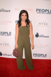 Chrissie Fit Stills at People You May Know Premiere in Los Angeles 2017/11/13