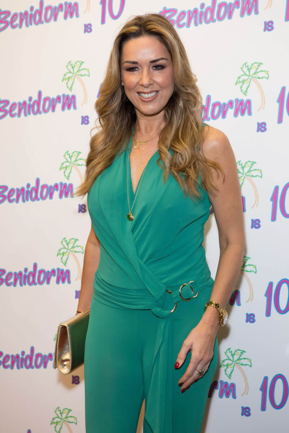 Claire Sweeney Stills at Benidorm is 10th Special Screening in London 2018/01/29