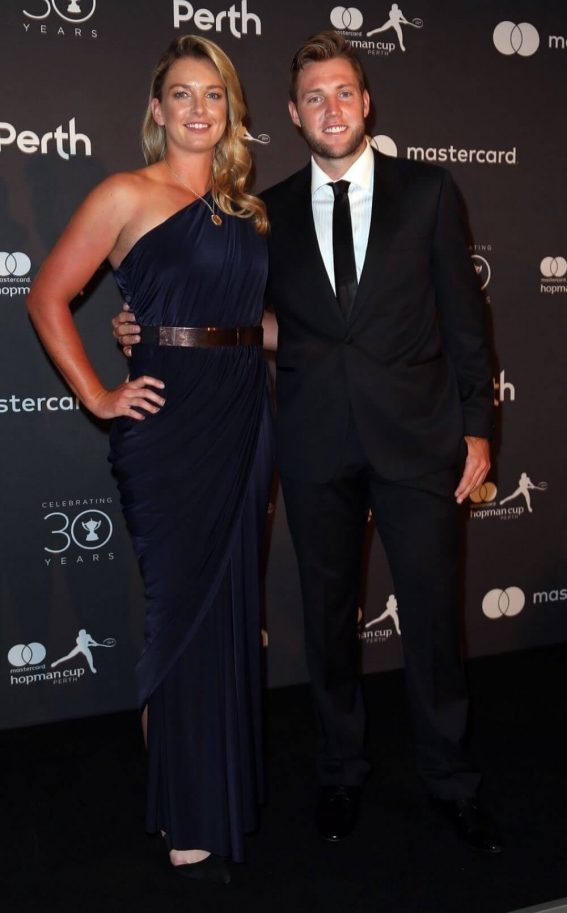 CoCo Vandeweghe and Jack Sock Stills at Hopman Cup New Years Eve Players Ball in Perth 2017/12/31