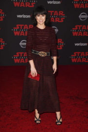 Constance Zimmer Stills at Star Wars: The Last Jedi Premiere in Los Angeles 2017/12/09