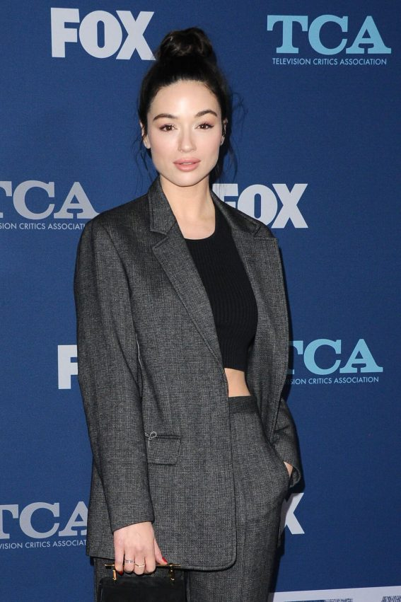 Crystal Reed Stills at Fox Winter All-star Party, TCA Winter Press Tour in Los Angeles 2018/01/04