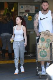 Danielle Bregoli Stills at Grocery Shopping in Los Angeles 2018/01/29