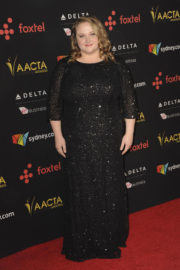 Danielle Macdonald Stills at 7th AACTA International Awards in Los Angeles 2018/01/05