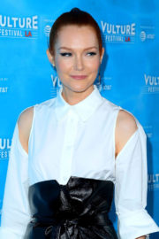 Darby Stanchfield Stills at Scandal Panel at Vulture Festival in Los Angeles 2017/11/18