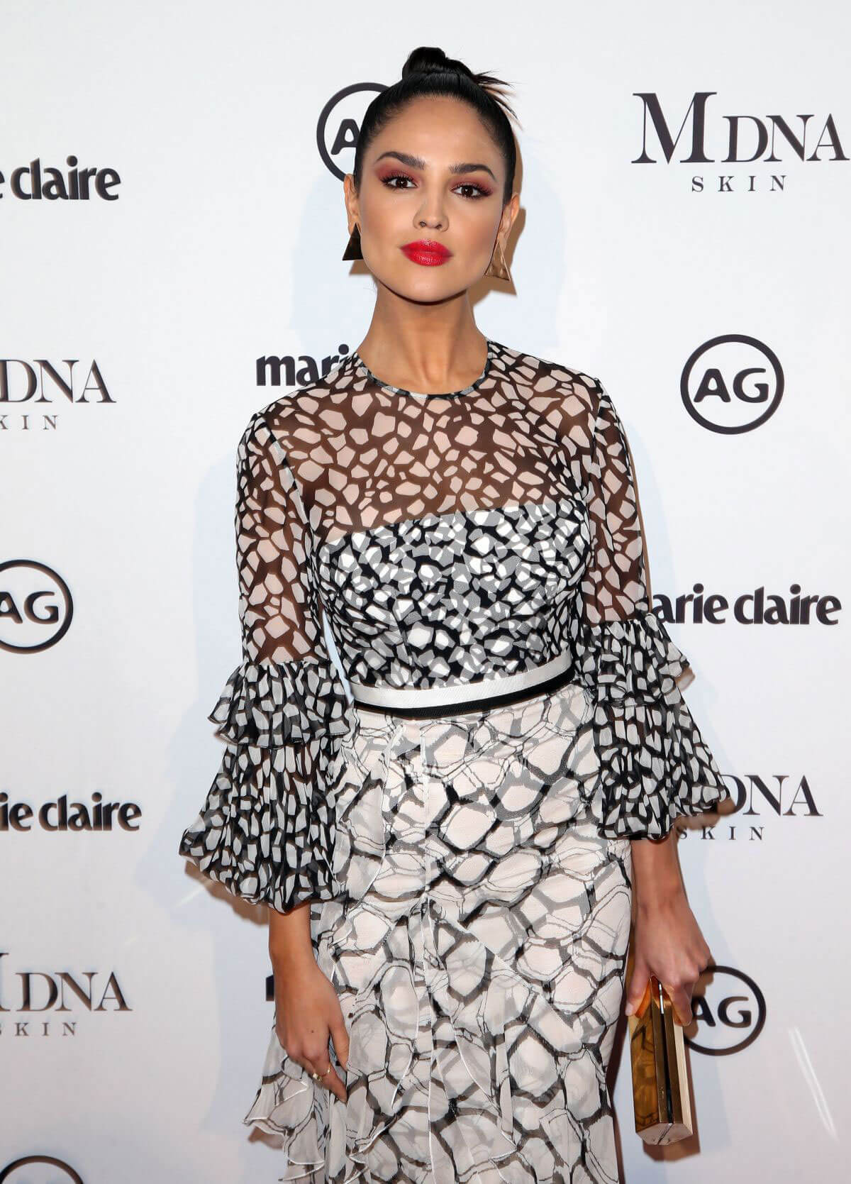 Eiza Gonzalez Stills at Marie Claire Image Makers Awards in Los Angeles 2018/01/11