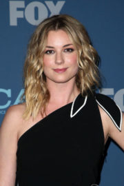 Emily VanCamp Stills at Fox Winter All-star Party, TCA Winter Press Tour in Los Angeles 2018/01/04