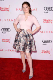 Emma Kenney Stills at Television Academy Hall of Fame Induction in Los Angeles 2017/11/15