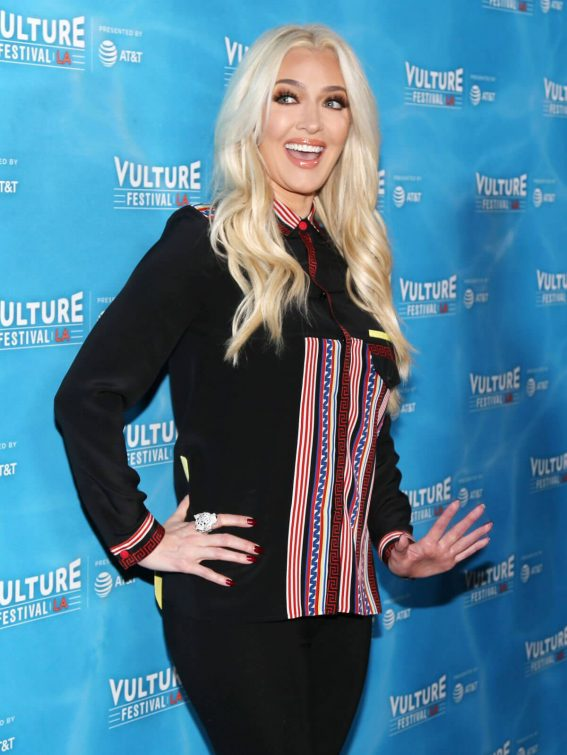 Erika Jayne Stills at Vulture Festival's It's xxpen$ive to be Erika Jayne in Hollywood 2017/11/18