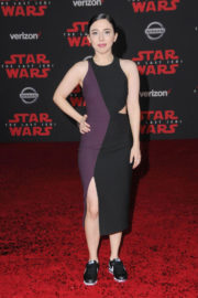 Esther Povitsky Stills at Star Wars: The Last Jedi Premiere in Los Angeles 2017/12/09