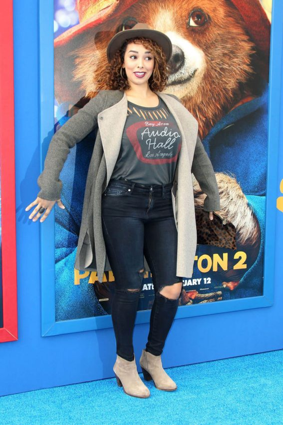 Gloria Govan Stills at Paddington 2 Premiere in Los Angeles 2018/01/06