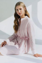 Hermione Corfield Poses for Town and Country: Great British Brands 2018