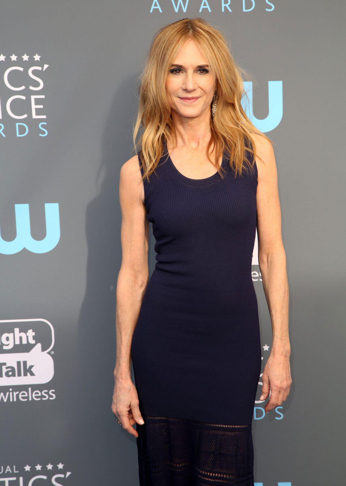 Holly Hunter Stills at 2018 Critics Choice Awards in Santa Monica 2018/01/11