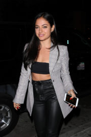 Inanna Sarkis Stills at Catch LA in West Hollywood 201/11/18