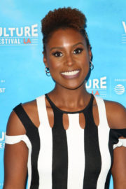 Issa Rae Stills at Vulture Festival's Wine Down with Insecure's Issa Rae in Hollywood 2017/11/18
