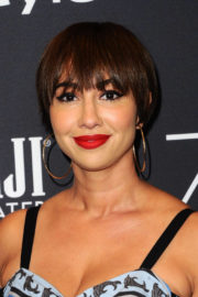Jackie Cruz Stills at HFPA & Instyle Celebrate 75th Anniversary of the Golden Globes in Los Angeles 2017/11/15