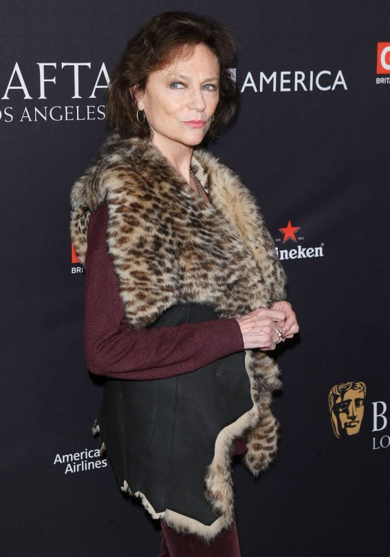Jacqueline Bisset Stills at Bafta Los Angeles Tea Party in Los Angeles 2018/01/06