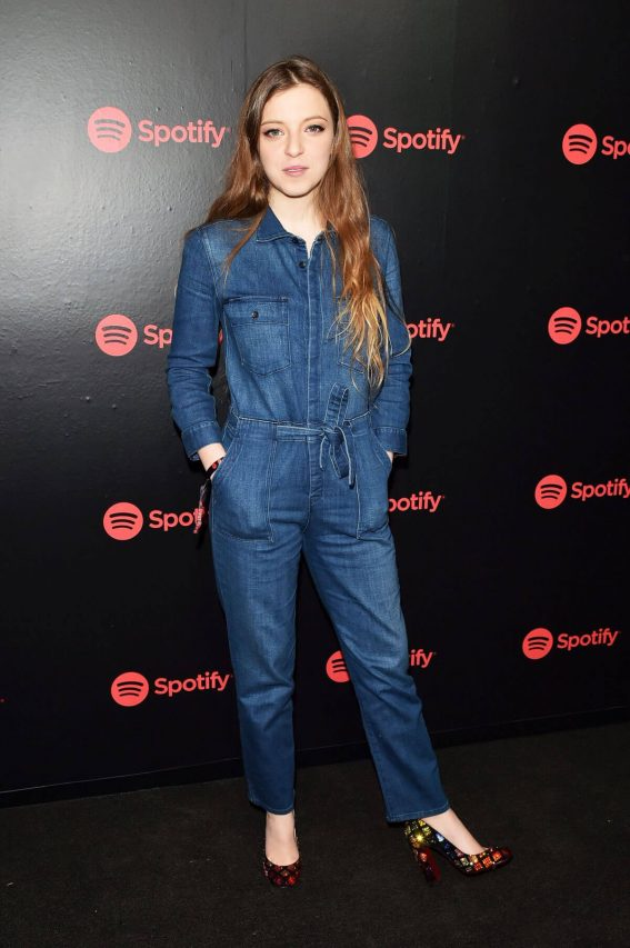 Jade Bird Stills at 2018 Spotify Best New Artists Party in New York 2018/01/25