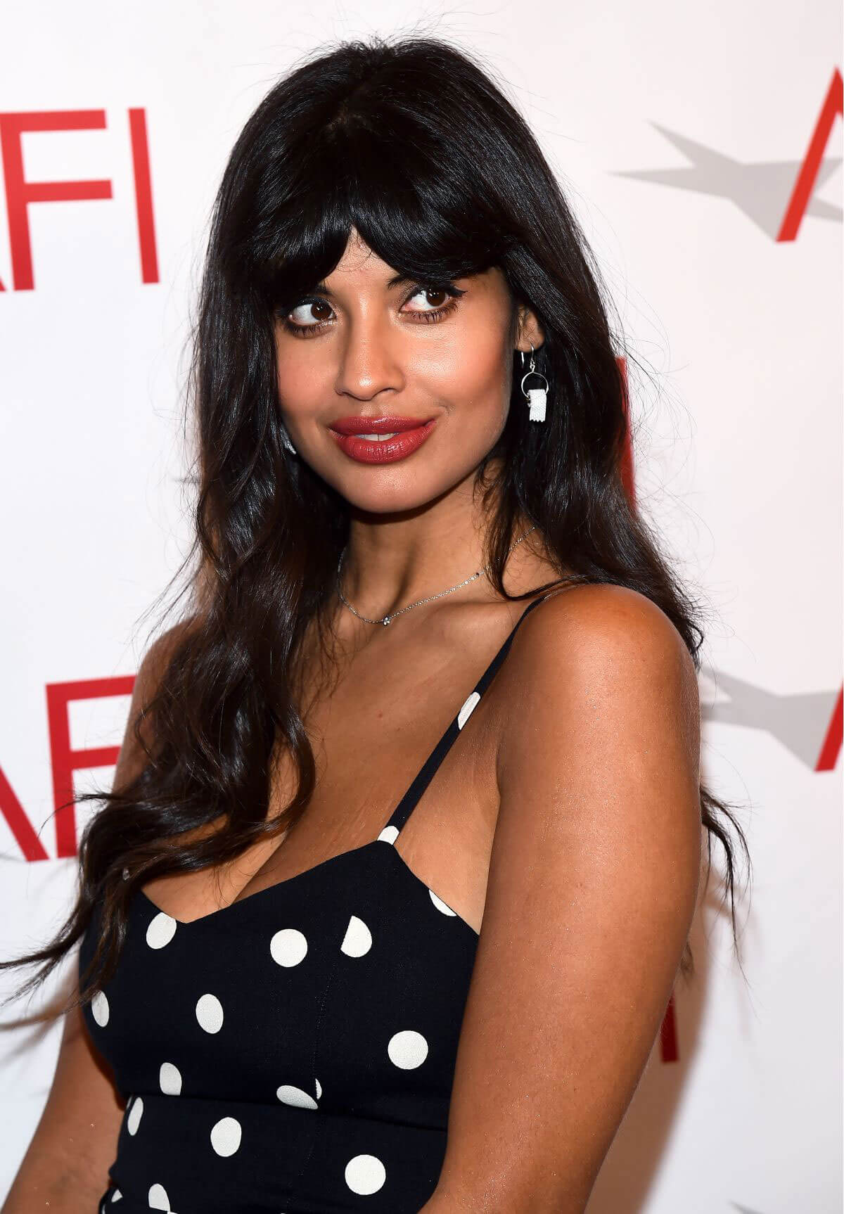 Jameela Jamil Stills at AFI Awards Luncheon in Los Angeles 2018/01/05