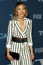 Jamie Chung Stills at Fox Winter All-star Party, TCA Winter Press Tour in Los Angeles 2018/01/04