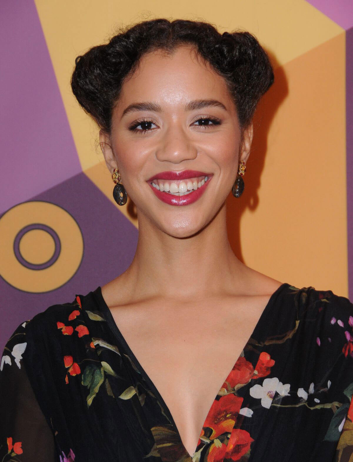 Jasmin Savoy Brown Stills at HBO's Golden Globe Awards After-party in Los Angeles 2018/01/07