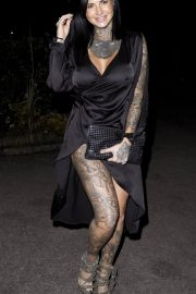 Jemma Lucy Stills Night Out in Manchester 2018/01/30