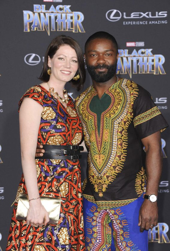 Jessica Oyelowo Stills at Black Panther Premiere in Hollywood 2018/01/29