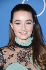 Kaitlyn Dever Stills at HFPA 75th Anniversary Celebration and NBC Golden Globe Special Screening in Hollywood 2017/12/08
