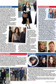 Kate Middleton and Meghan Markle Stills in You Magazine, South Africa February 2018 Issue