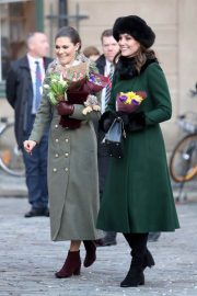 Kate Middleton Stills Out and About in Stockholm 2018/01/30