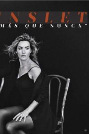 Kate Winslet Stills in Mujer Hoy Magazine, January 2018 Issue