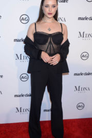 Katherine Langford Stills at Marie Claire Image Makers Awards in Los Angeles 2018/01/11