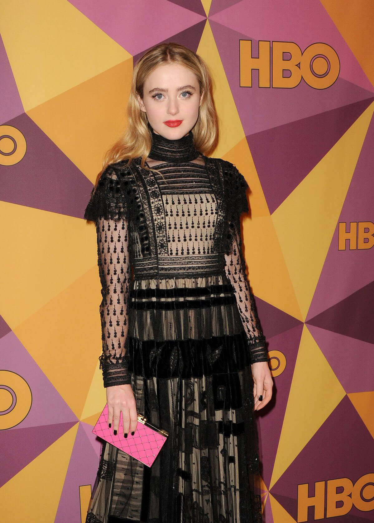 Kathryn Newton Stills at HBO's Golden Globe Awards After-party in Los Angeles 2018/01/07