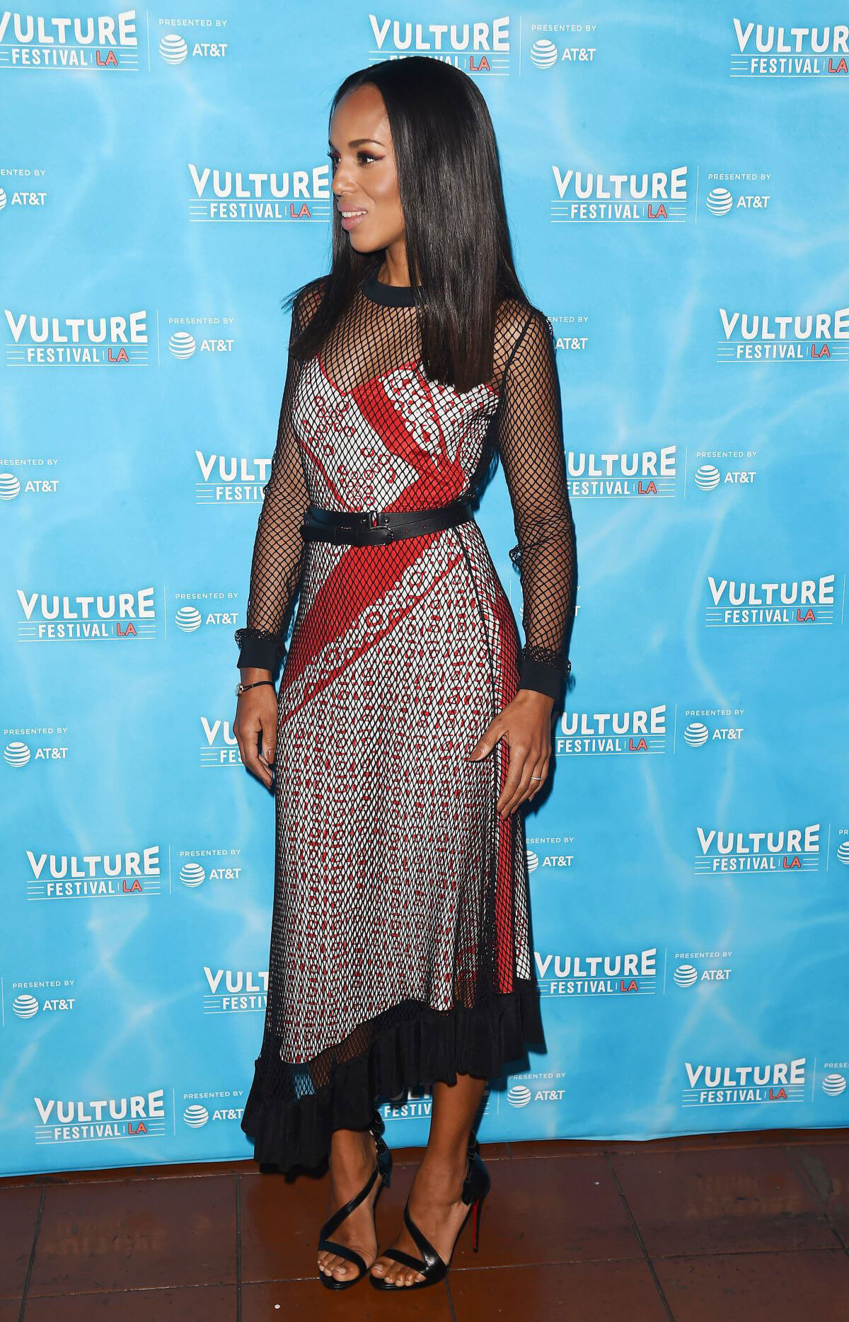 Kerry Washington Stills at Vulture Festival\'s Search Party Scavenger ...
