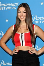 Kira Kosarin Stills at Paramount Network Launch Party at Sunset Tower in Los Angeles 2018/01/18