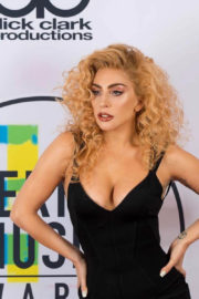 Lady Gaga at American Music Awards 2017 at Microsoft Theater in Los Angeles 2017/11/19