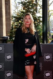 Laura Whitmore Stills at Tric Awards Christmas Lunch in London 2017/12/12