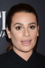 Lea Michele Stills at HFPA & Instyle Celebrate 75th Anniversary of the Golden Globes in Los Angeles 2017/11/15