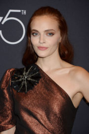 Madeline Brewer Stills at HFPA & Instyle Celebrate 75th Anniversary of the Golden Globes in Los Angeles 2017/11/15