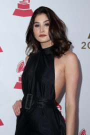 Mariam Habach Stills at 2017 Latin Recording Academy Person of the Year Awards in Las Vegas 2017/11/15
