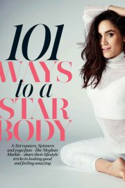 Meghan Markle Stills in Who Magazine,January 2018 Issue