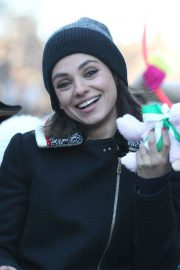 Mila Kunis Stills at Hasty Pudding Theatricals Honors Mila Kunis as 2018 Woman of the Year in Cambridge 2018/01/25