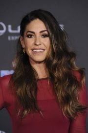 Natalia Cordova-Buckley Stills at Black Panther Premiere in Hollywood 2018/01/29