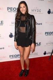 Nikki Howard Stills at People You May Know Premiere in Los Angeles 2017/11/13