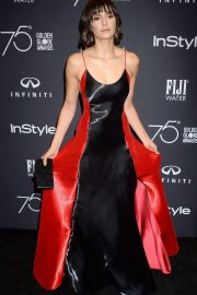Nina Dobrev Stills at HFPA & Instyle Celebrate 75th Anniversary of the Golden Globes in Los Angeles 2017/11/15