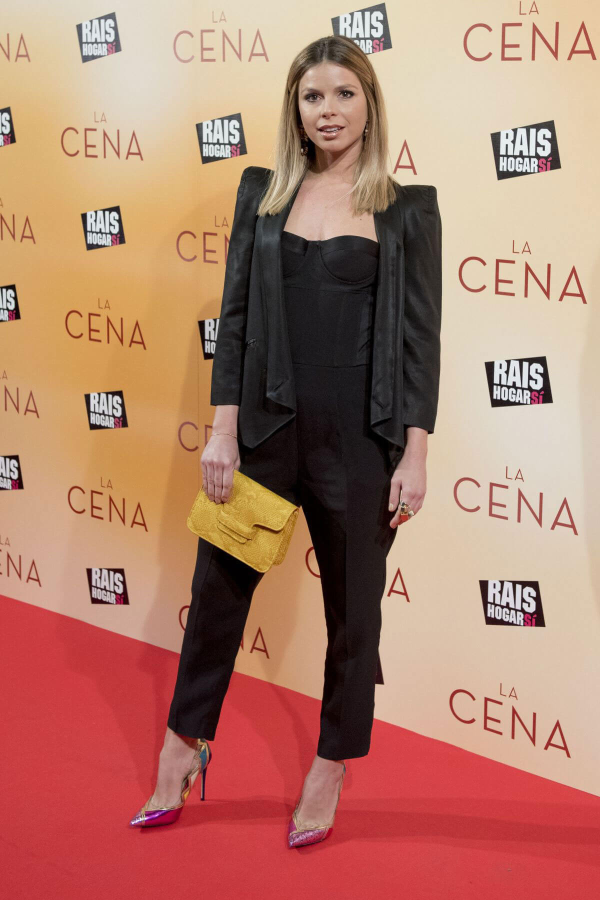 Nuria Tomas Stills at The Dinner Premiere in Madrid 2017/12/11
