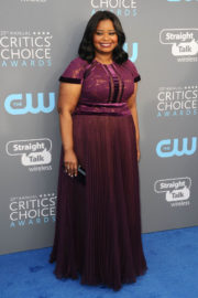 Octavia Spencer Stills at 2018 Critics Choice Awards in Santa Monica 2018/01/11