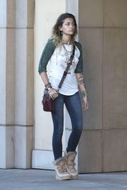 Paris Jackson Stills Out and About in Beverly Hills 2017/11/17